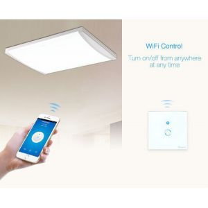 Sonoff Touch - G1  intrerupator wireless incastrabil cu touch - Panouri Fotovoltaice