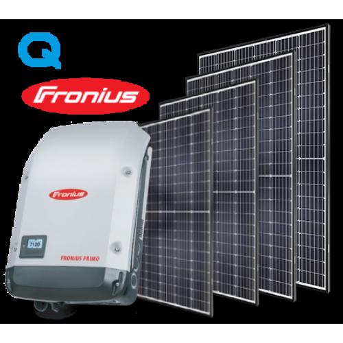 Sistem Fotovoltaic Q Cells 5kWp On Grid Programul  Casa Verde 2019