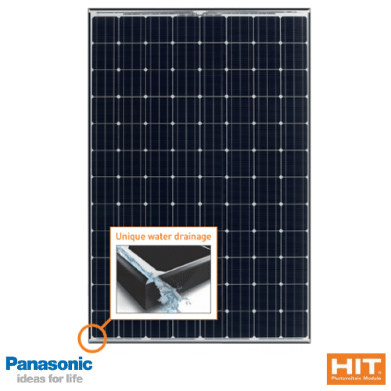 Panou Fotovoltaic Panasonic 330W VBHN330SJ53 - Panouri Fotovoltaice