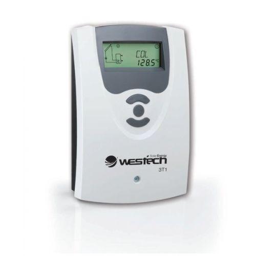 Automatizare instalatie solara Resol CS 2 - Westech 3T1