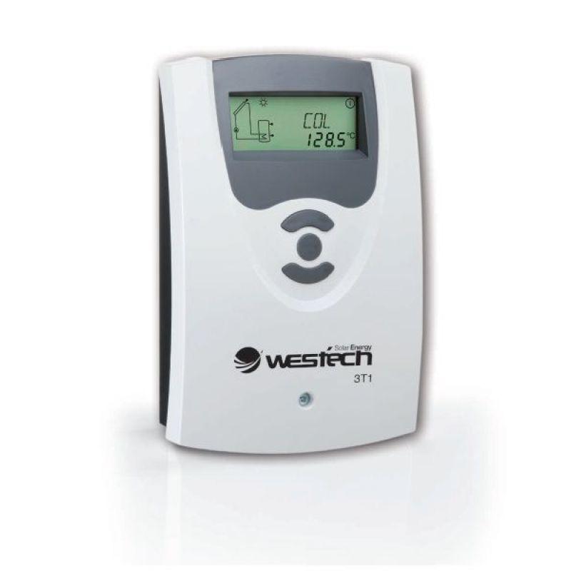 Automatizare instalatie solara Resol CS 2 - Westech 3T1 - Panouri Fotovoltaice