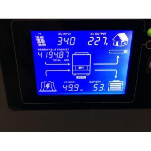 Invertor Hibrid IMEON 3.6  Monofazic - Panouri Fotovoltaice