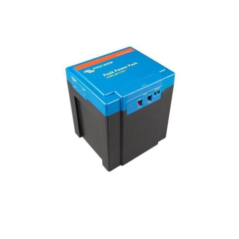 Baterie Lithium-Ion Power Pack 40A 512Wh 12.8V Victron - Panouri Fotovoltaice