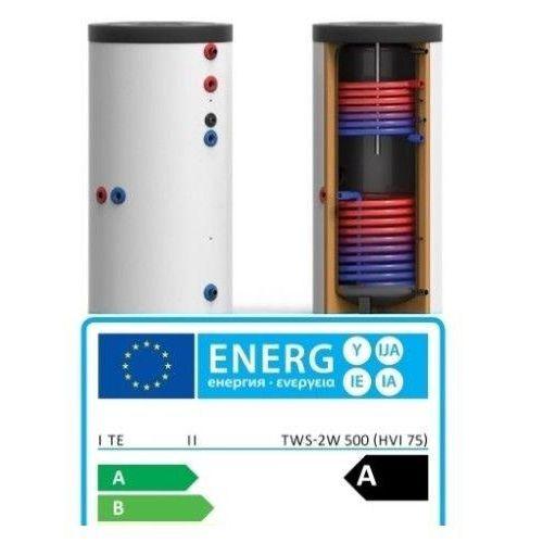Boiler Solar Bivalent 500 Litri Clasa A