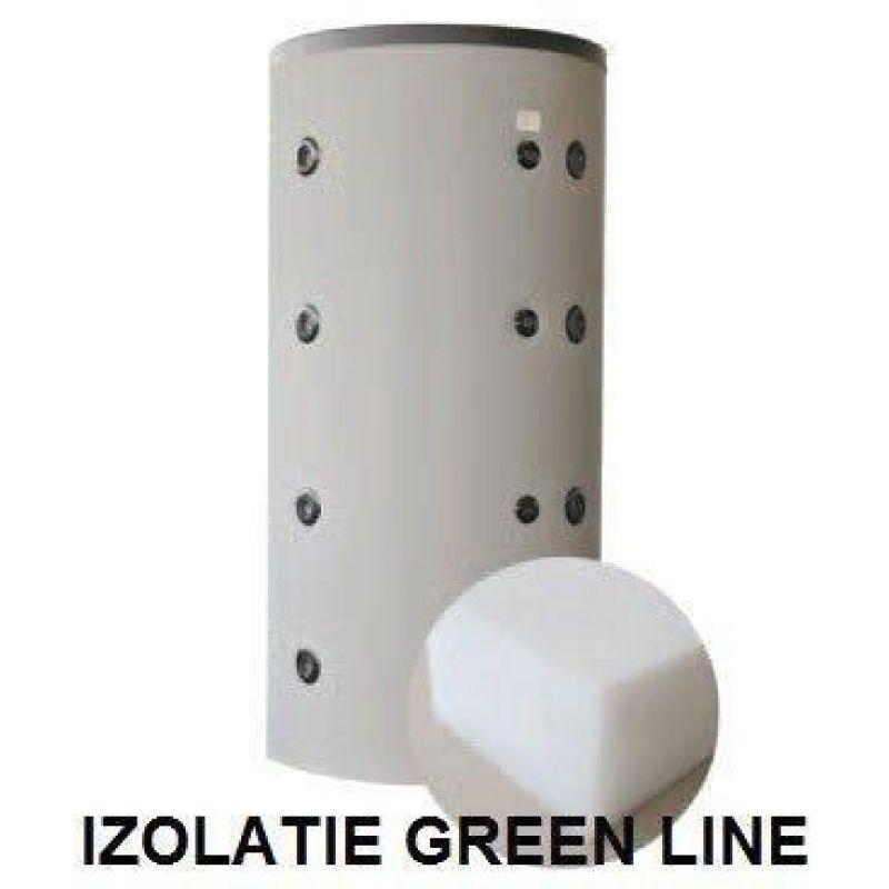 Puffer 1000 Litri Green Line fara serpentina - Panouri Fotovoltaice