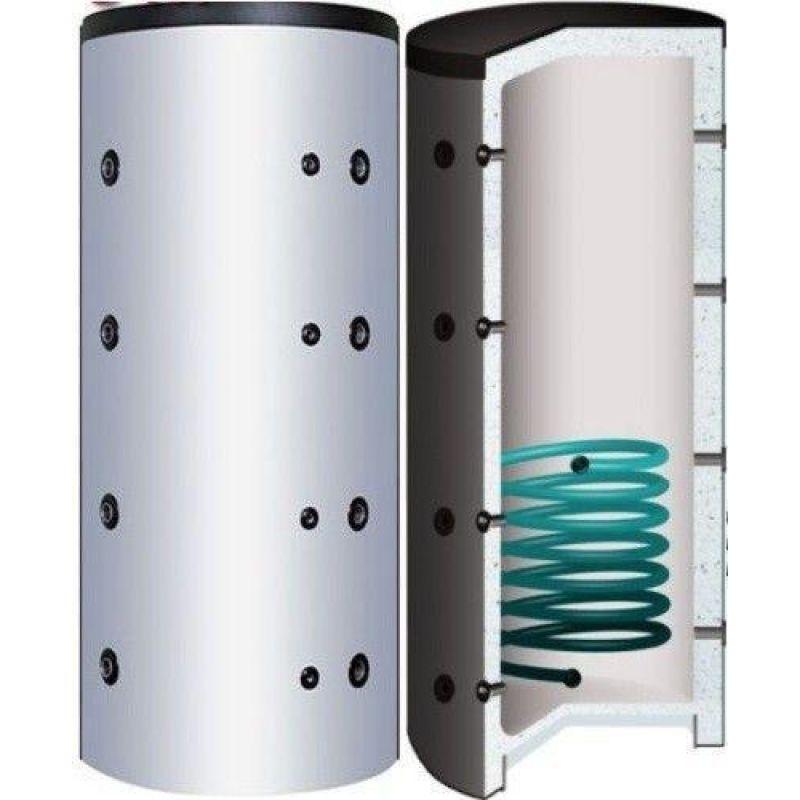 Puffer de 1000 Litri S-line cu 1 serpentina - Panouri Fotovoltaice