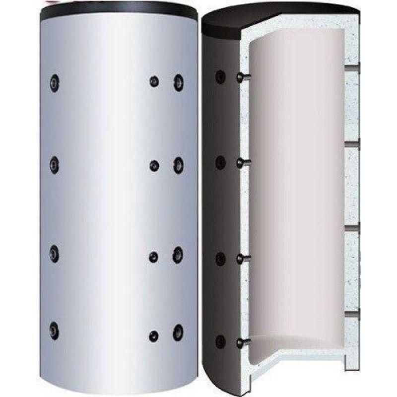Puffer de 2000 Litri fara serpentine - Panouri Fotovoltaice