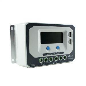 Controler Solar PWM VS4524AU  45A 12V 24V usb - Panouri Fotovoltaice