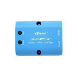 Monitorizare controler solar mppt E-Box WIFI-01 - Panouri Fotovoltaice