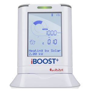 Display monitorizare iBoost+ - Panouri Fotovoltaice