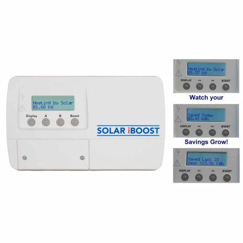 Solar IBoost+ - Panouri Fotovoltaice