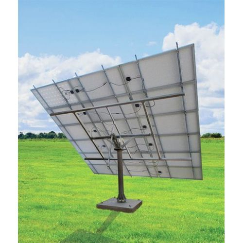 Tracker solar cu doua axe 30 m2 18 Panouri solare