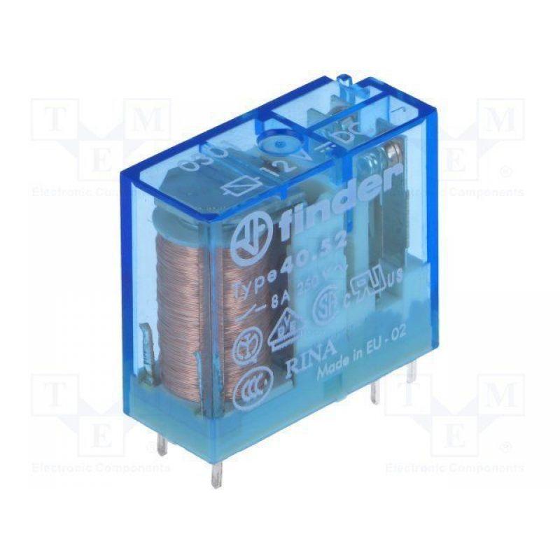 Releu 12V 10A - Panouri Fotovoltaice