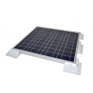 Sistem fixare panouri solare rulota cu priza de trecere - Panouri Fotovoltaice