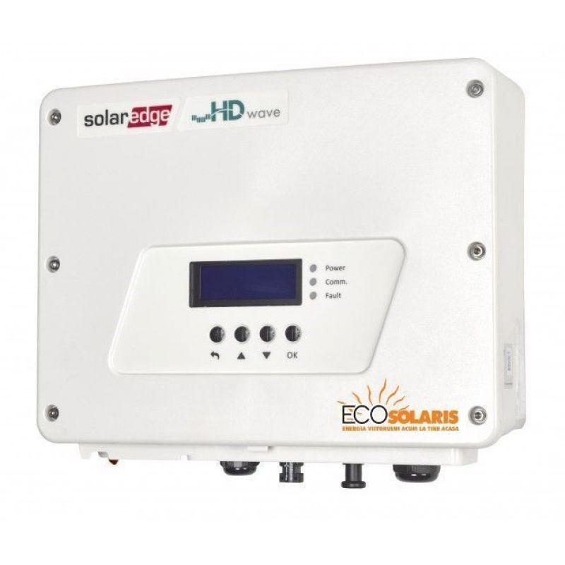 Invertor Monofazic SolarEdge SE3000H - Panouri Fotovoltaice