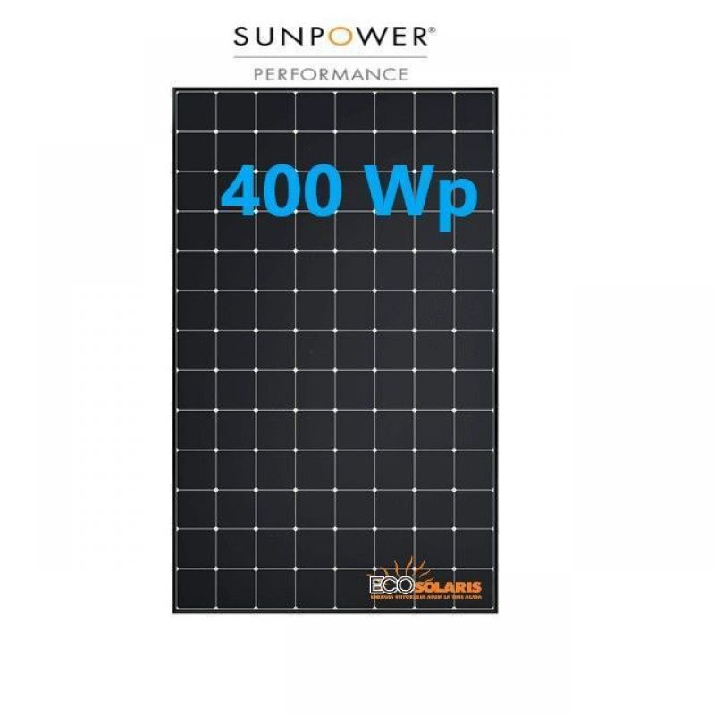 Panou fotovoltaic SunPower SPR-MAX3 400Wp - Panouri Fotovoltaice