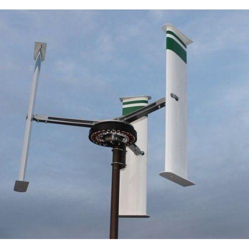 Turbina Eoliana Verticala VAWT 800Wp
