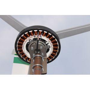 Turbina Eoliana Verticala VAWT 800Wp - Panouri Fotovoltaice