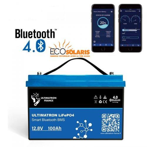 Baterie Lithium ULTIMATRON 12V-100AH