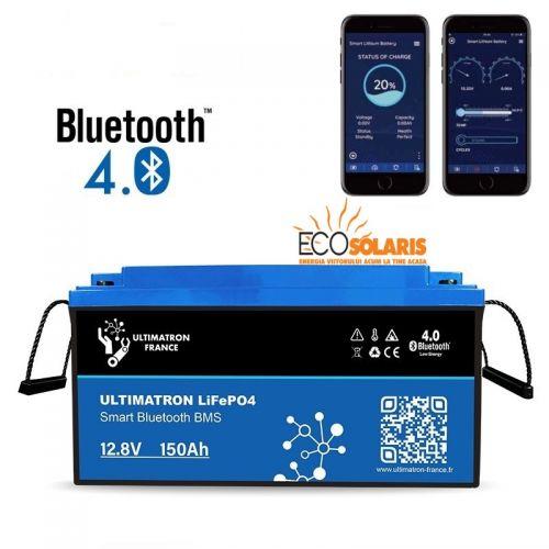 Baterie Lithium ULTIMATRON 12V-150AH