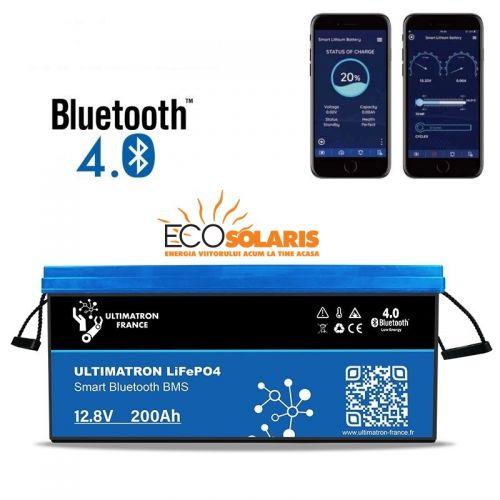 Baterie Lithium ULTIMATRON 12V-200AH