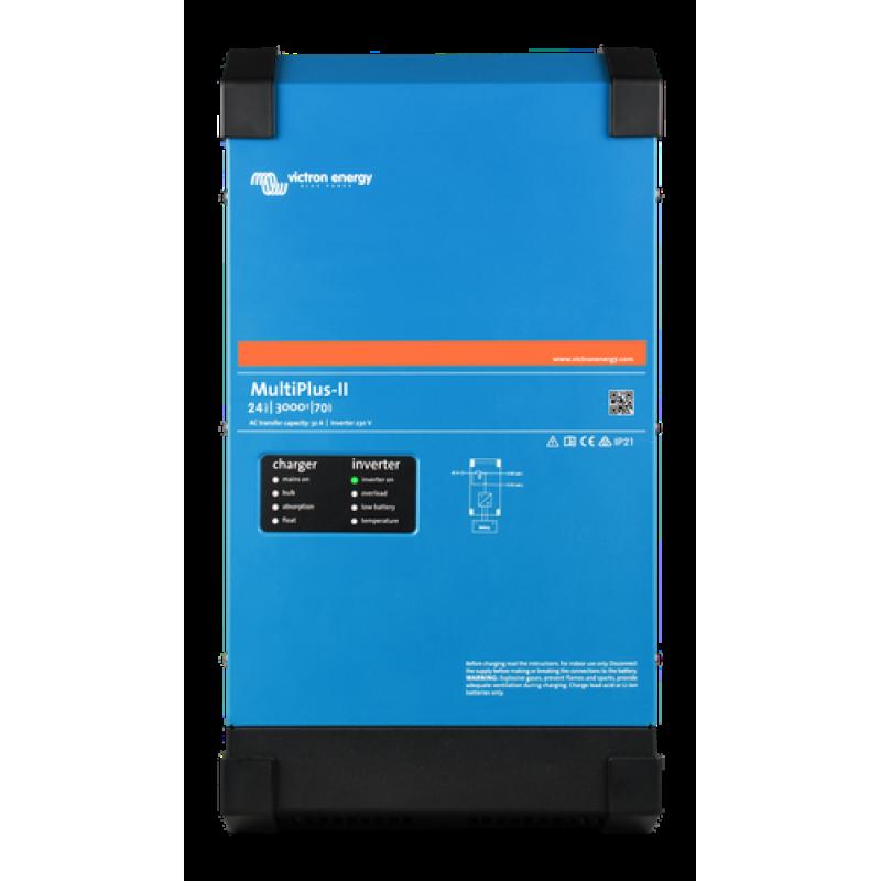 MultiPlus-II 24/3000/70-32 - Panouri Fotovoltaice