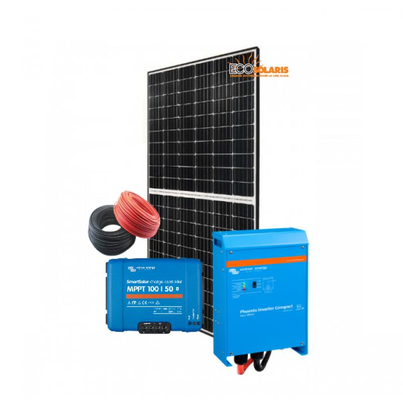 Sistem Fotovoltaic 1.5kWp Off Grid Canadian Solar PERC - Panouri Fotovoltaice
