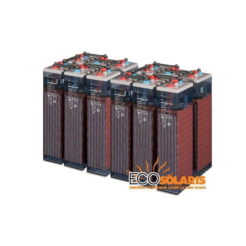 Baterie Victron tubulara 2V OpzS Solar 1210 Ah - Panouri Fotovoltaice