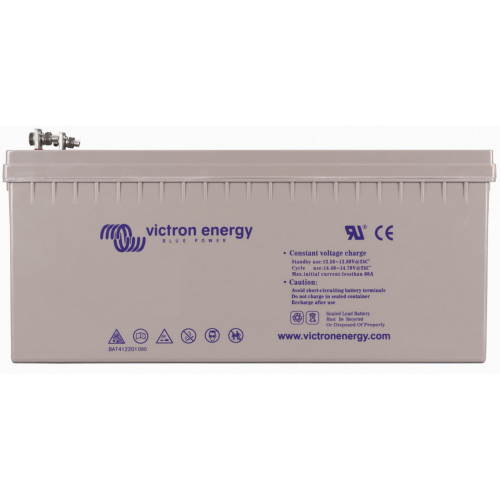 Baterie Victron Gel 12v 265Ah Deep Cycle