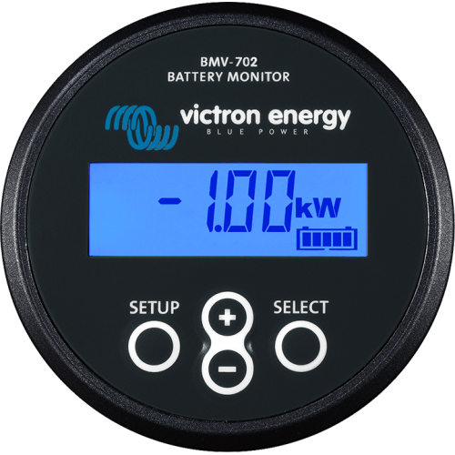 BMV-702 Black 9V-90V VDC Battery Monitor Victron Energy
