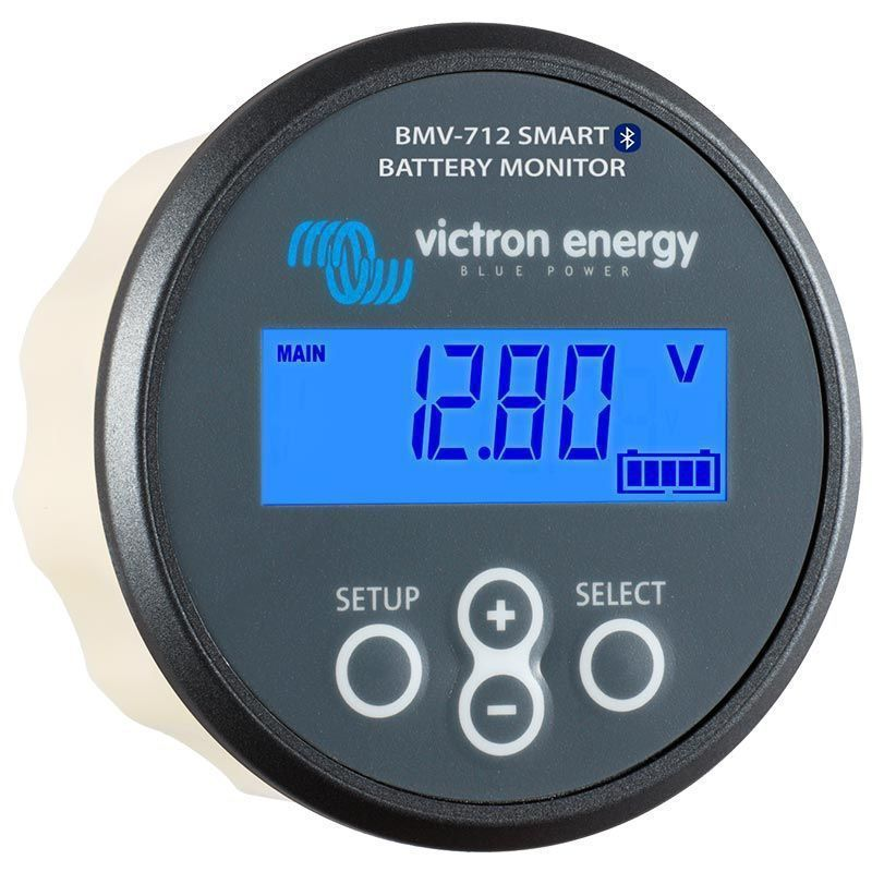 BMV-700H  70V-350V VDC Battery Monitor Victron Energy - Panouri Fotovoltaice