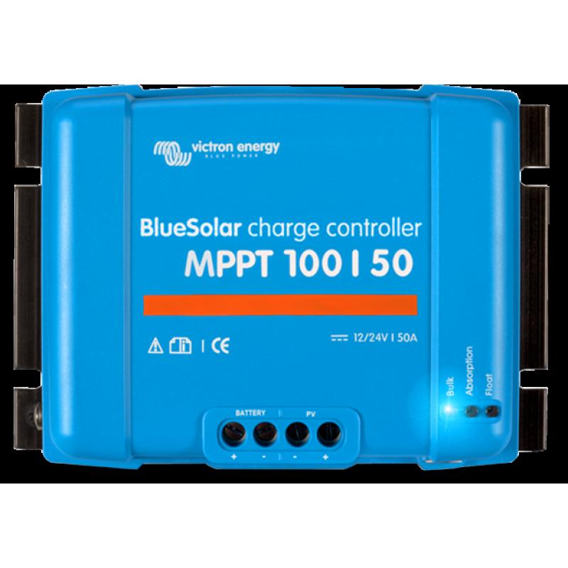 Controler Victron SmartSolar MPPT 100/50 - Panouri Fotovoltaice