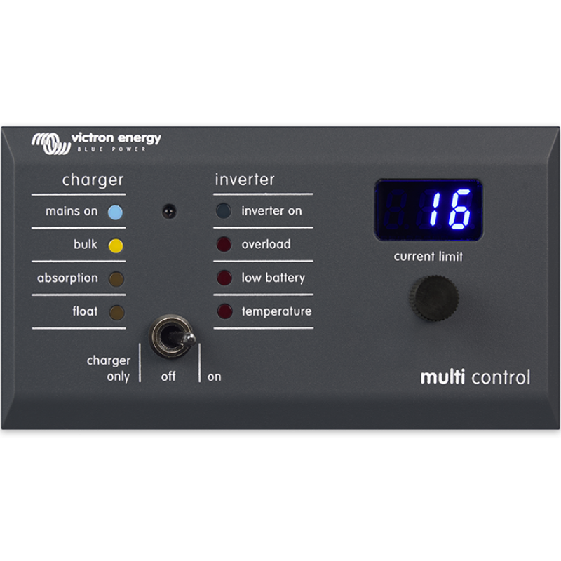 Digital Multi Control 200/200A GX VICTRON ENERGY - Panouri Fotovoltaice