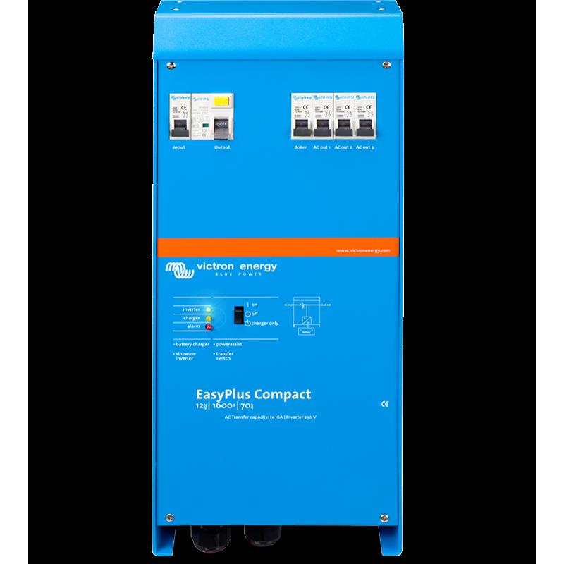 Invertor Easy Plus 12V 1600VA Victron Energy - Panouri Fotovoltaice