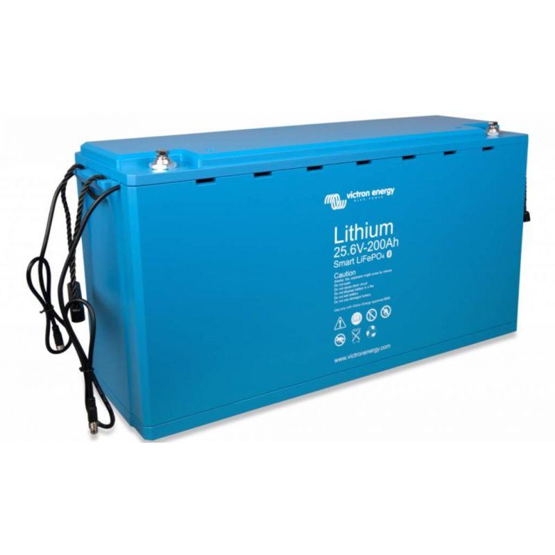 Baterie Victron Lithium-Ion LiFePO4 12,8V/200Ah - Smart - Panouri Fotovoltaice