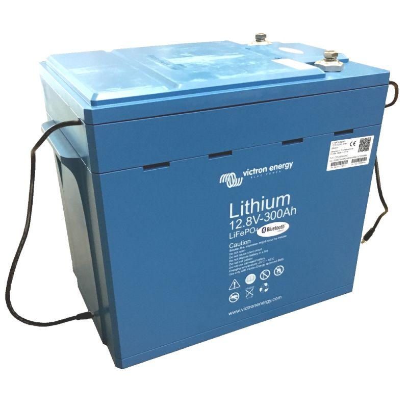 Baterie Victron Lithium-Ion LiFePO4 12,8V/300Ah - Smart - Panouri Fotovoltaice