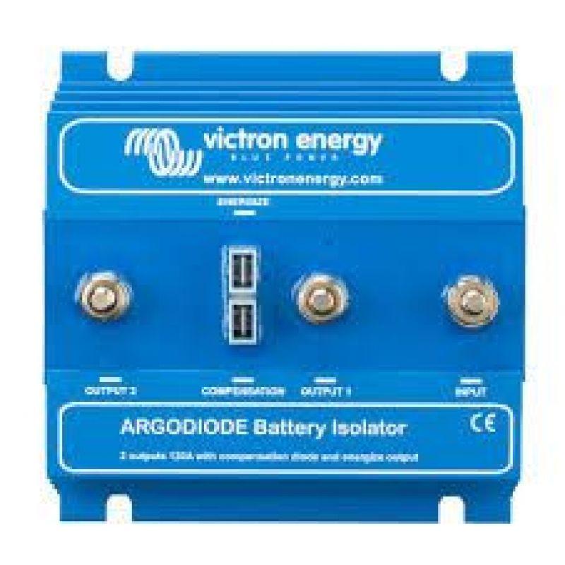 Separator Baterii  Argo diode 80A Victron Energy - Panouri Fotovoltaice
