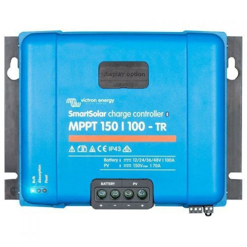 Controler SmartSolar MPPT 150/100-Tr 12V/24V/48V Victron Energy - Panouri Fotovoltaice