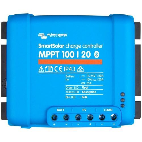 Victron Energy SmartSolar MPPT 100/20 12/24VDC