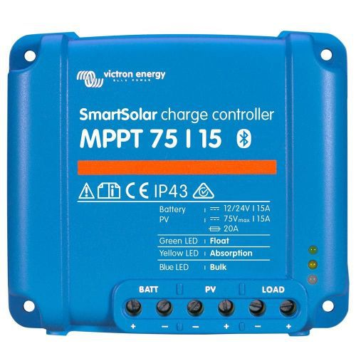 Victron Energy SmartSolar MPPT 75/15 12/24VDC