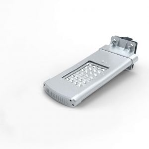 Stalp de iluminat cu Lampa echipata panou solar - Panouri Fotovoltaice