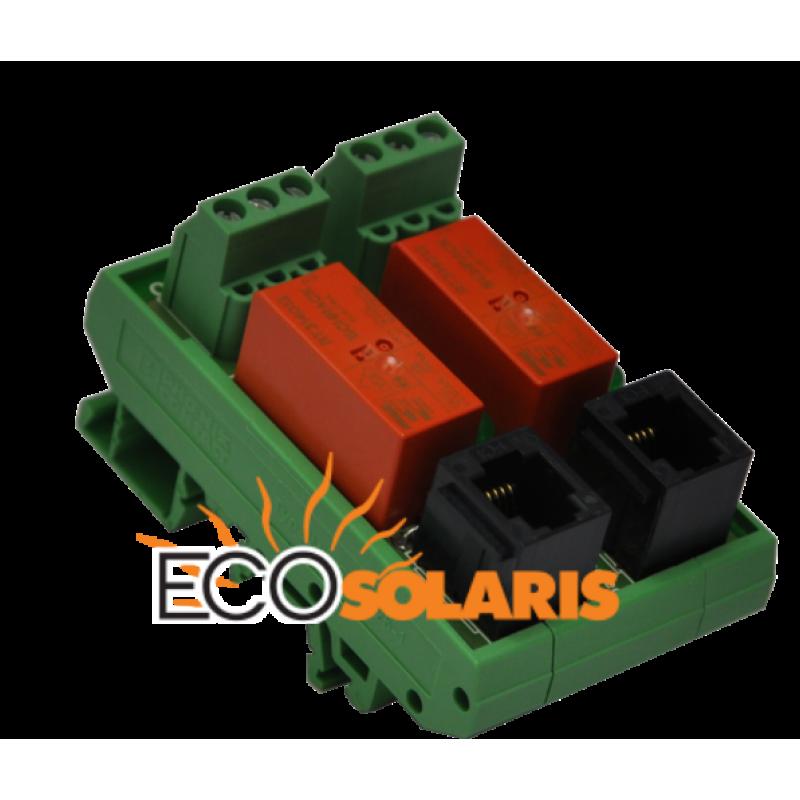 ARM-02 Releu auxiliar pentru XTS - Panouri Fotovoltaice