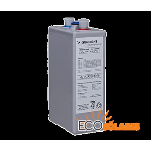 Baterie Sunlight Res OPzV 2V 290A
