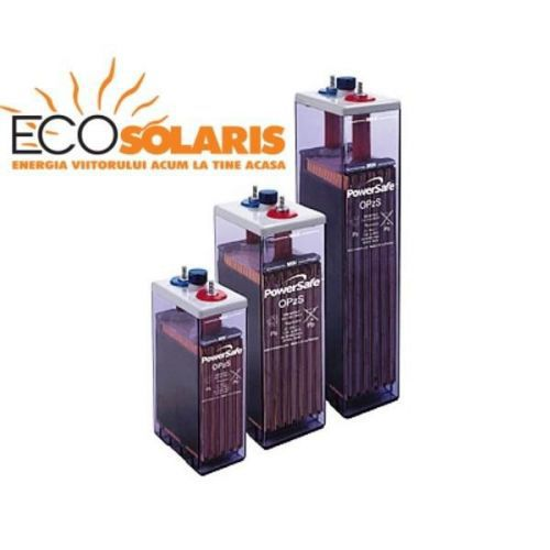 Baterie TVS 5 2V 390 Ah - Panouri Fotovoltaice