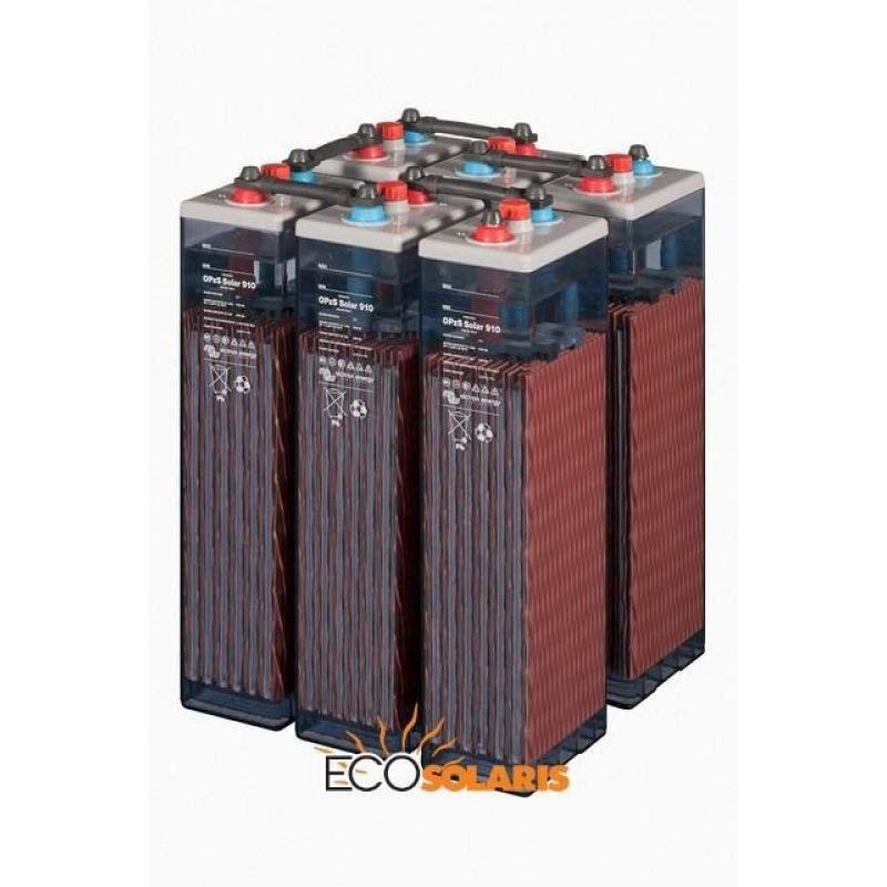 Baterie Tubulara OPzS Solar 910 Ah - Panouri Fotovoltaice