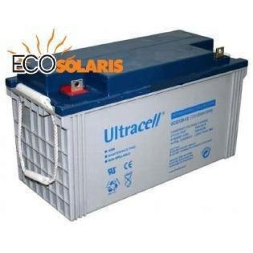 Baterie UCG 12V 120Ah Gel Ultracell