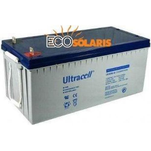Baterie Ultracell UCG200-12 ( 12V 200A GEL Deep Cycle)