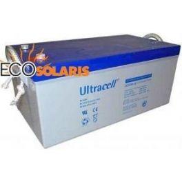 Baterie Ultracell UCG250-12 ( 12V 250A GEL Deep Cycle)
