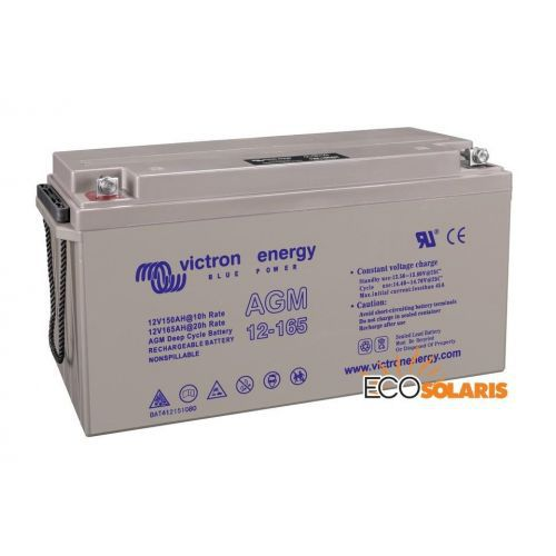 Baterie Victron Gel 12v 165Ah Deep Cycle