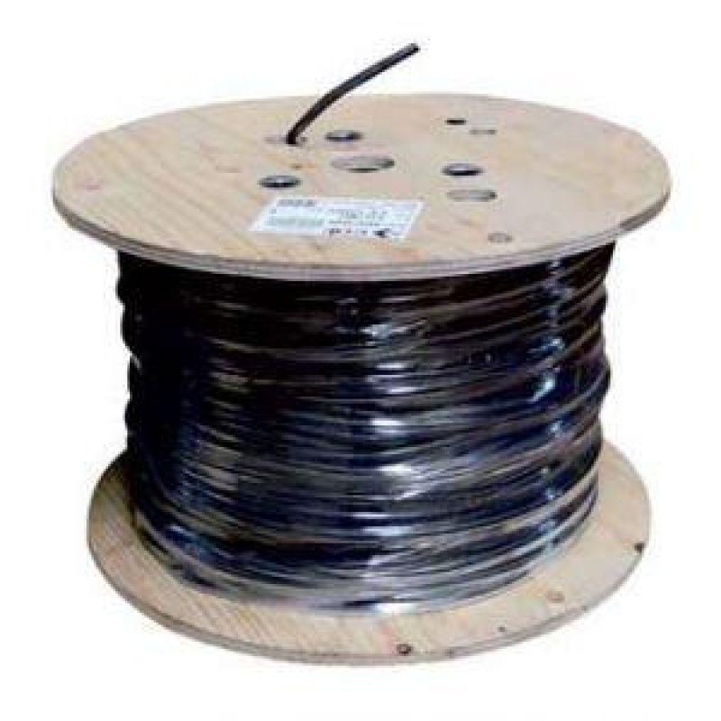 Cablu negru fotovoltaice 6mm- 300 metri - Panouri Fotovoltaice